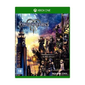 Jogo Kingdom Hearts III - Xbox One