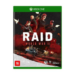 Jogo Raid: World War II - Xbox One