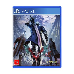Jogo Devil May Cry 5 - PS4