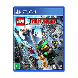 Jogo LEGO Ninjago: O Filme - Videogame - PS4