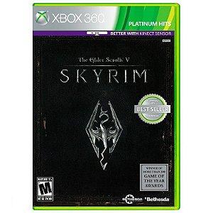 Jogo The Elder Scrolls V: Skyrim - Xbox 360