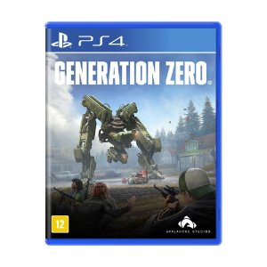 Jogo Generation Zero - PS4
