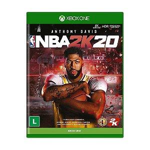 Jogo NBA 2K20 - Xbox One