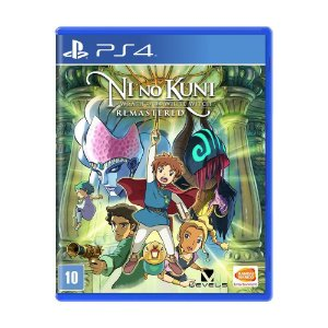 Jogo Ni No Kuni: Wrath of the White Witch Remastered - PS4