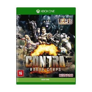 Jogo Contra: Rogue Corps (Lock and Loaded Edition) - Xbox One