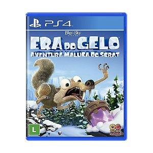 Jogo Era do Gelo: Aventura Maluca do Scrat - PS4