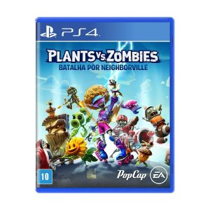 Jogo Plants vs. Zombies: Batalha por Neighborville - PS4