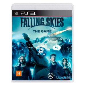Jogo Falling Skies: The Game - PS3