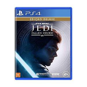 Jogo Star Wars Jedi: Fallen Order (Edição Deluxe) - PS4