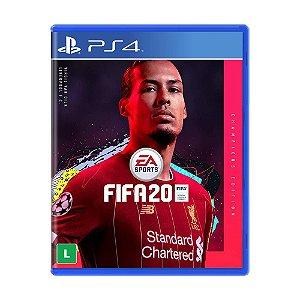 Jogo FIFA 20 (Edição dos Campeões) - PS4