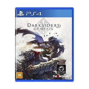 Jogo Darksiders Genesis - PS4