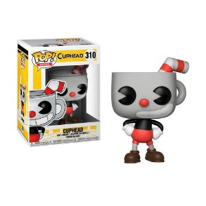 Boneco Cuphead 310 Cuphead - Funko Pop!