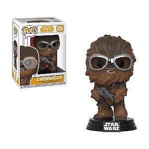 Boneco Chewbacca (w/ Goggles) 239 Star Wars - Funko Pop!