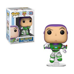 Boneco Buzz Lightyear 523 Toy Story 4 - Funko Pop