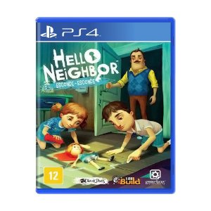 Jogo Hello Neighbor: Esconde-Esconde - PS4