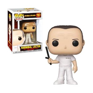 Boneco Hannibal Lecter 787 The Silence of the Lambs - Funko Pop!