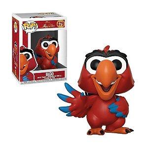 Boneco Iago 479 Disney Aladdin - Funko Pop!
