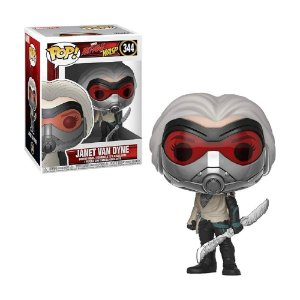 Boneco Janet Van Dyne 344 Marvel Ant-Man and the Wasp - Funko Pop!