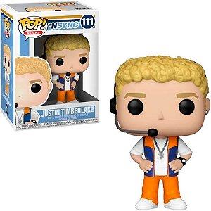 Boneco Justin Timberlake 111 NSYNC - Funko Pop!