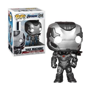Boneco War Machine 458 Marvel Avengers - Funko Pop!