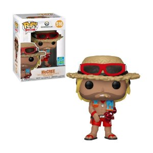 Boneco McCree 516 Overwatch (Limited Edition) - Funko Pop!
