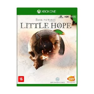 Jogo The Dark Pictures Anthology: Little Hope - Xbox One