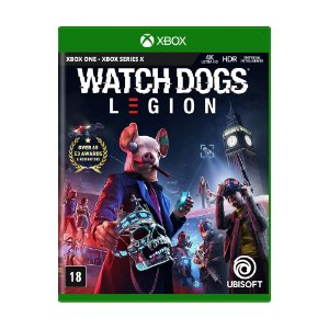 Jogo Watch Dogs: Legion - Xbox One