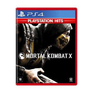 Jogo Mortal Kombat X - PS4