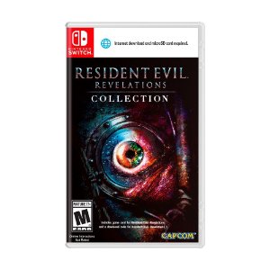 Jogo Resident Evil: Revelations Collection - Switch