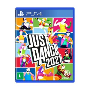 Jogo Just Dance 2021 - PS4