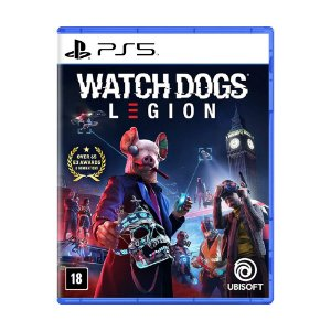 Jogo Watch Dogs Legion - PS5