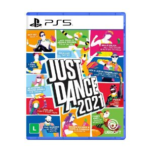 Jogo Just Dance 2021 - PS5