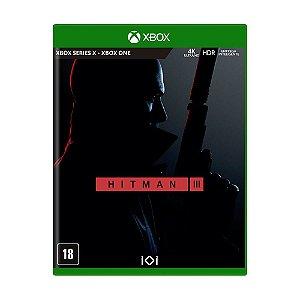Jogo Hitman III - Xbox