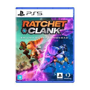 Jogo Ratchet & Clank: Em Outra Dimensão - PS5