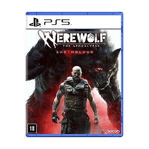 Jogo Werewolf: The Apocalypse - Earthblood - PS5