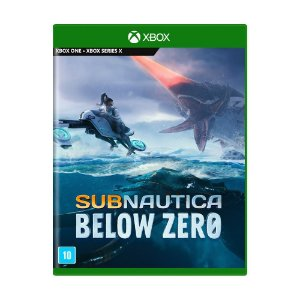 Jogo Subnautica: Below Zero - Xbox