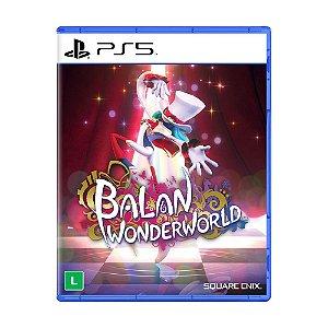 Jogo Balan Wonderworld - PS5