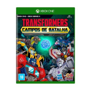 Jogo Transformers: Campo de Batalha - Xbox One