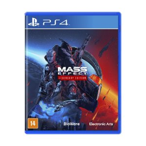 Jogo Mass Effect (Legendary Edition) - PS4