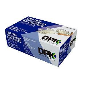 Luva de Procedimento - DPK - Caixa com 100 unidades - Inclua o Tamanho nas observações