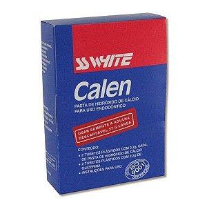 Pasta de Hidróxido de Cálcio Calen - NORMAL