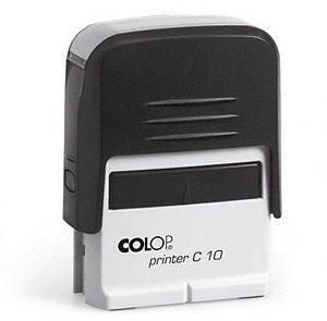 Carimbo Automático Colop 10 (10 x 27 mm)