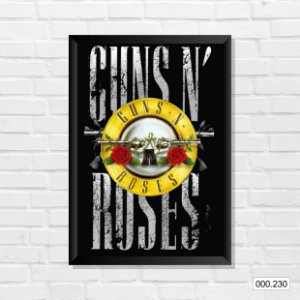 Quadro - Guns N' Roses