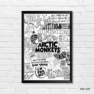 Quadro - Arctic Monkeys