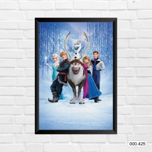 Quadro - Frozen