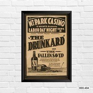 Quadro - The Drunkard of The Fallen Saved, Mt. Park Casino