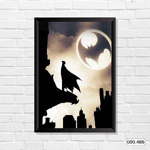 Quadro - Batman - Bat-Sinal
