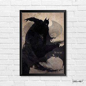 Quadro - Batman - Detective