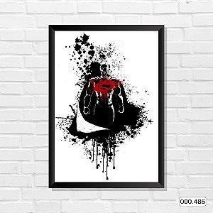 Quadro - Superman, Arte