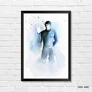 Quadro - Star Trek - Spock